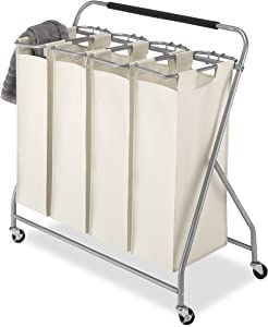 Whitmor Easy-Lift Quad Sorter