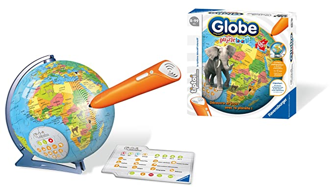 fichier audio tiptoi globe