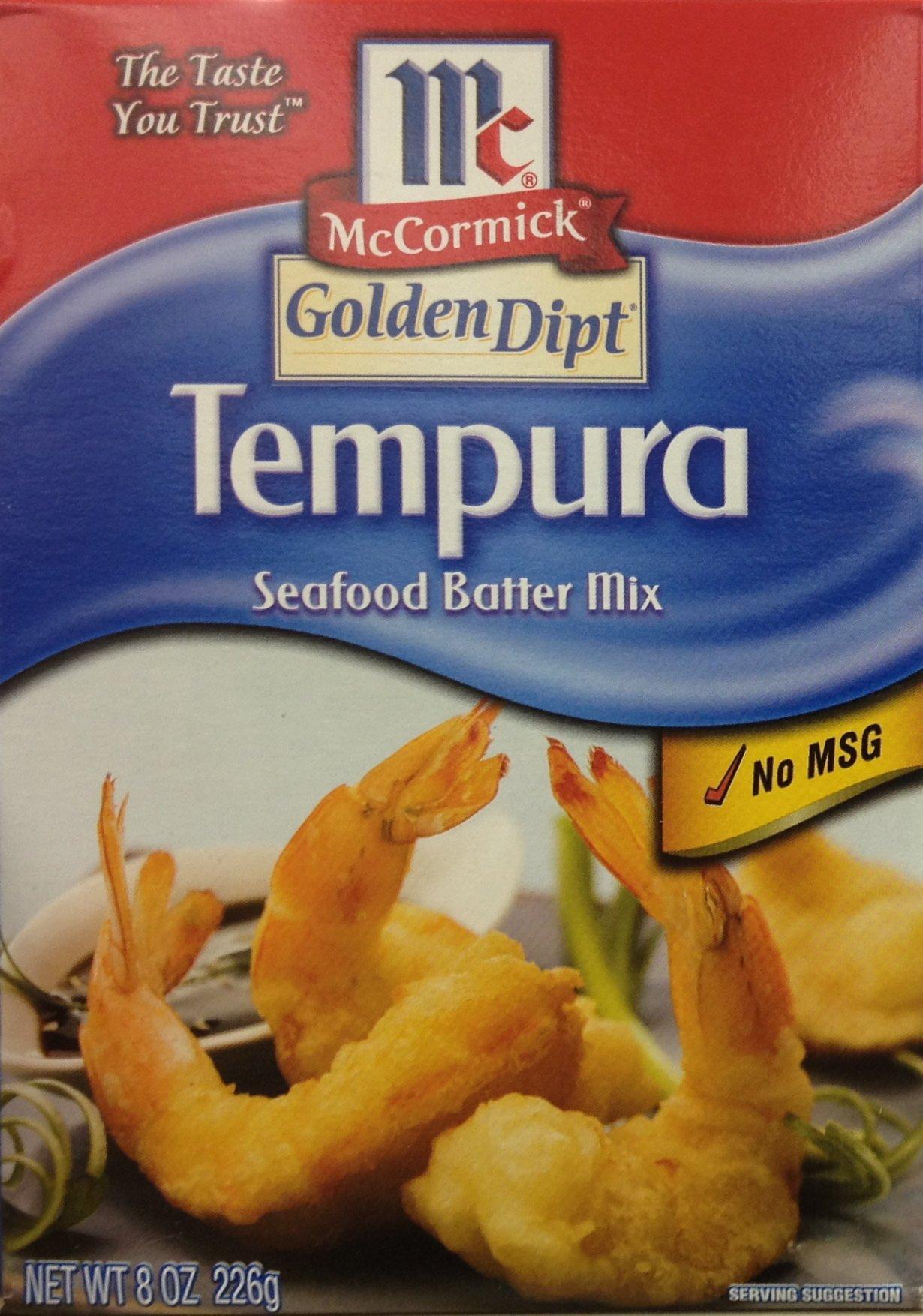Golden Dipt Mix Fry Batter Tempura