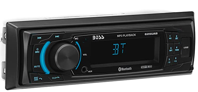 81Zd74hDetL._SX679_ amazon com boss audio 625uab multimedia car stereo single din