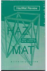 HazMat Review Volume 2, Issue 1, Spring/Summer 1997 Paperback