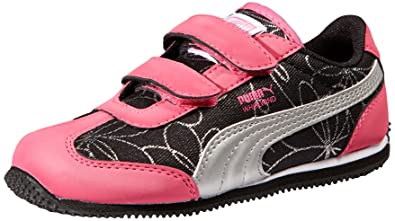 PUMA Whirlwind V Sneaker (Toddler Little Kid) 5bbe82fae