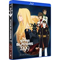 Star Blazers 2199: Space Battleship Yamato - The Complete Series [Blu-ray]