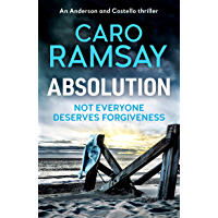Absolution (Anderson and Costello thrillers Book 1) (English Edition)
