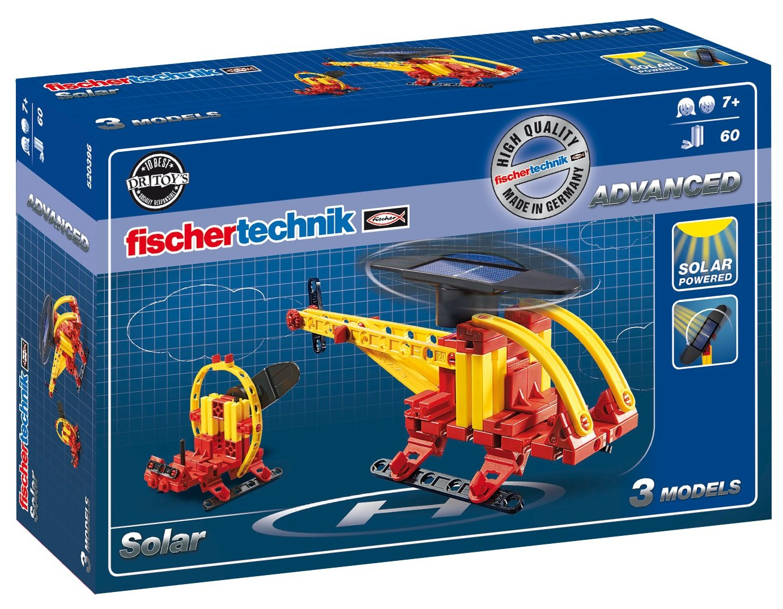 fischertechnik Basic Solar Kit, 60-Piece