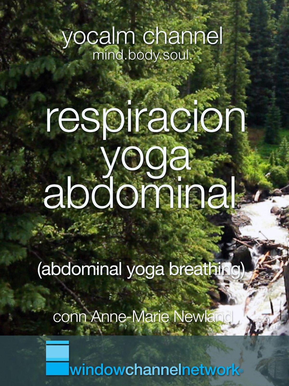 Amazon.com: Watch Respiracion Yoga Abdominal (abdominal yoga ...
