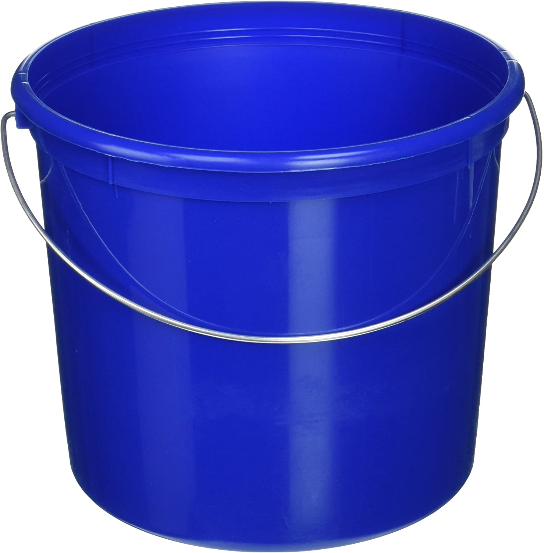 5-Qts. Leaktite 500 Plastic Pail Blue
