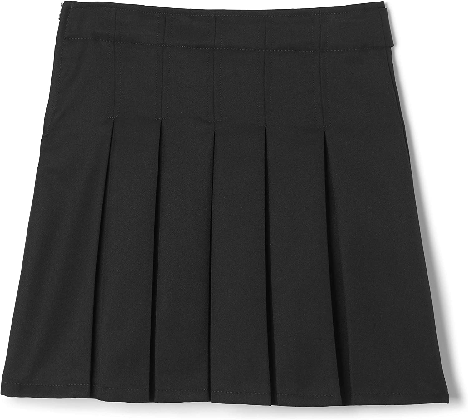 French Toast Girls Belted Pleat Scooter School Uniform Skirt