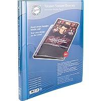 Serve Sunum Dosyası Önü-Sırtı Cepli 30 LU Mavi SV6730