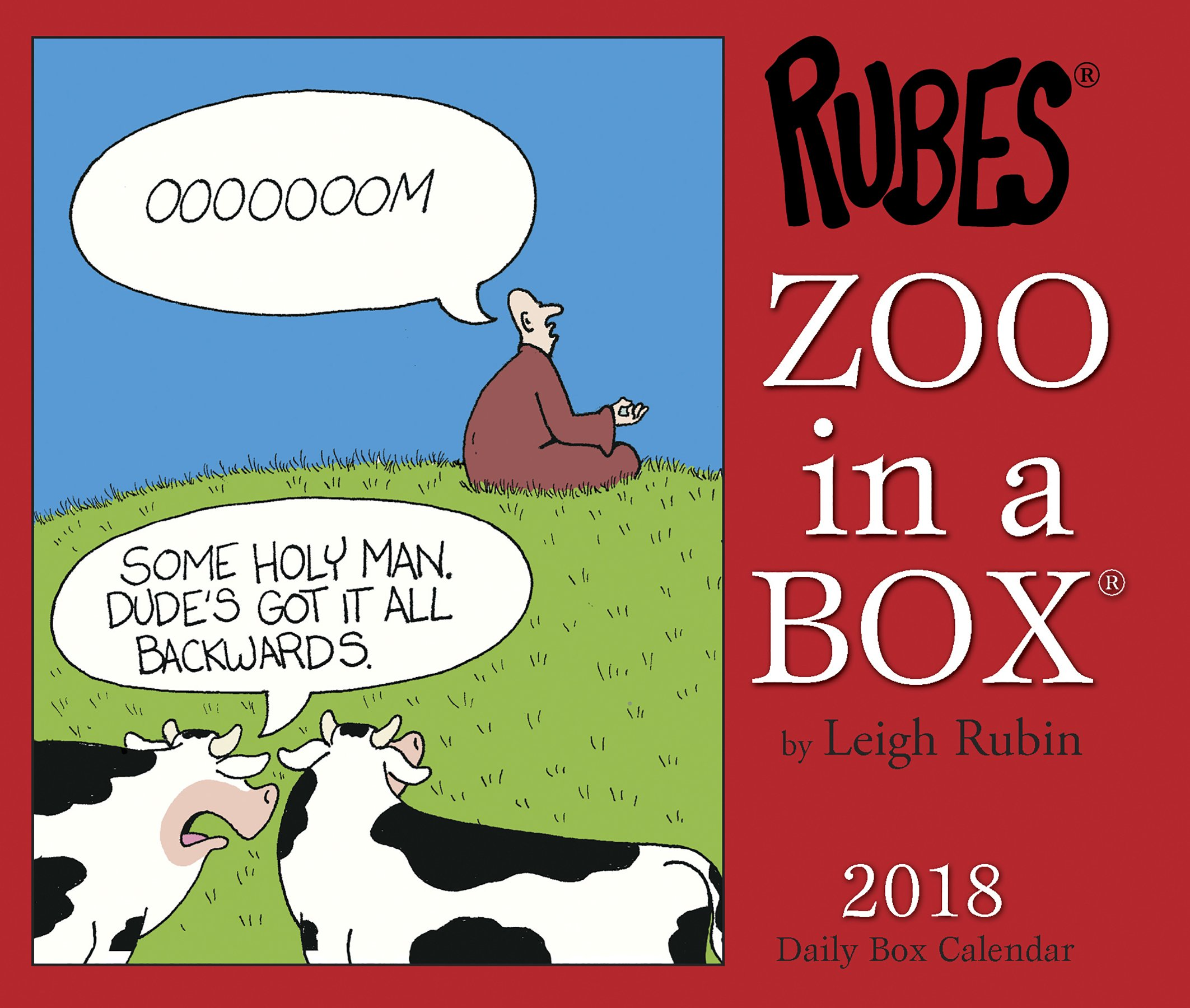 Zoo in a Box 2018 Calendar ebook