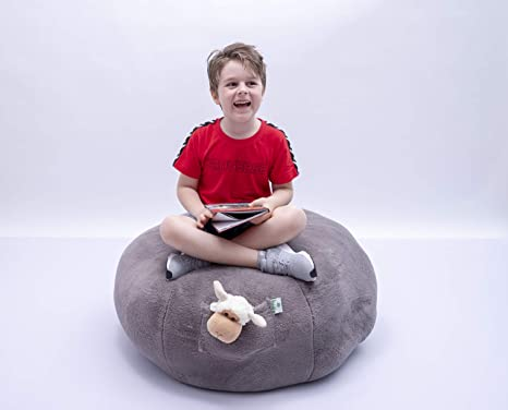 Phenomenal Kroco Luxury Edition Stuffed Animal Storage Plush Bean Bag Chair Cover Toy Storage Beanbag Replace Boxes Mesh Toys Hammock Net Store Costume Alphanode Cool Chair Designs And Ideas Alphanodeonline