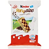 Kinder Panecioc (sweet bread with chocolate)10 pcs, 300g
