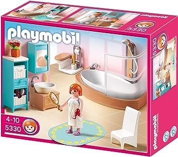 Playmobil 5330 - Badezimmer: Amazon.de: Spielzeug