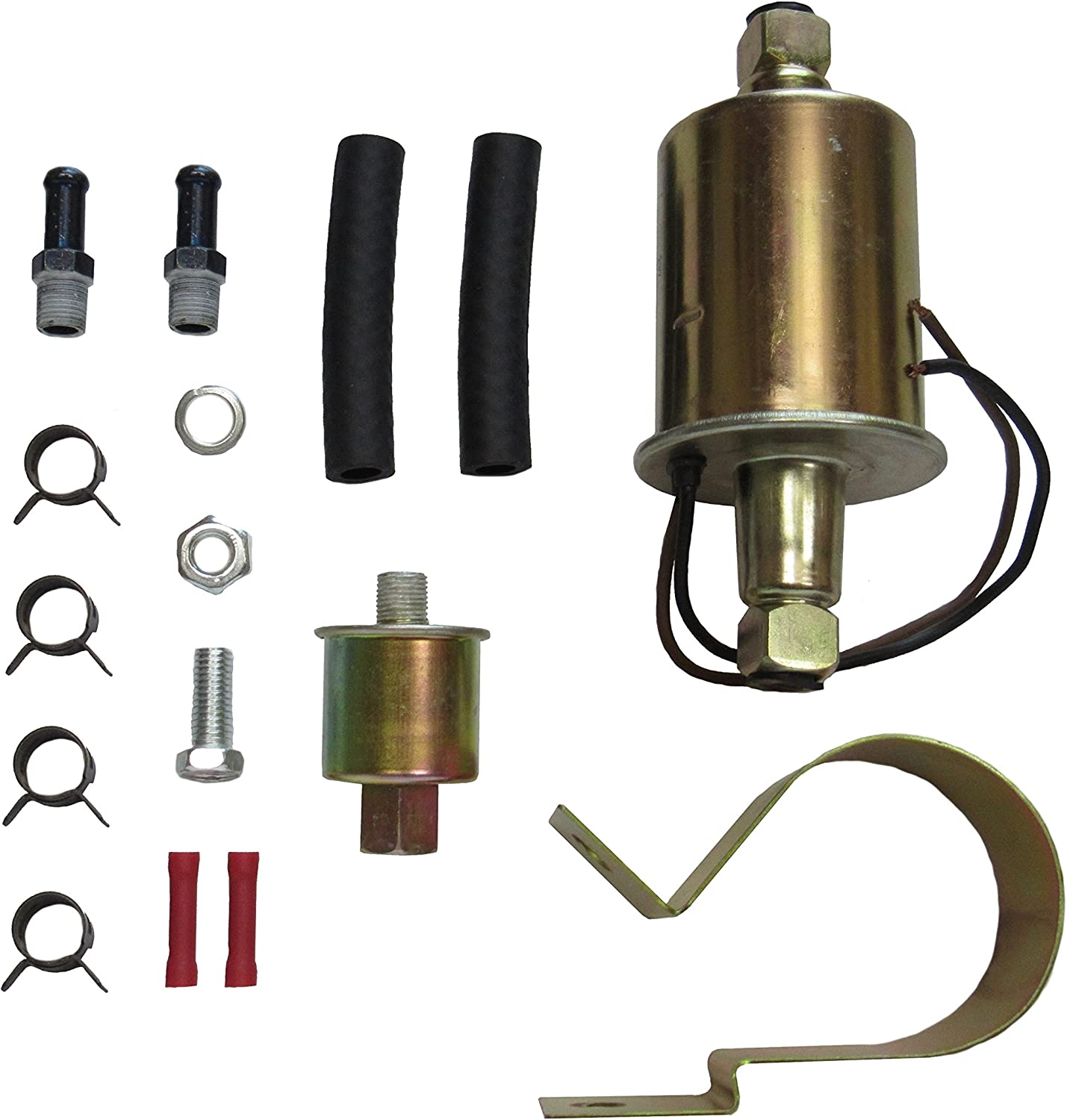 Autobest F4027 Externally Mounted Universal Electric Fuel Pump
