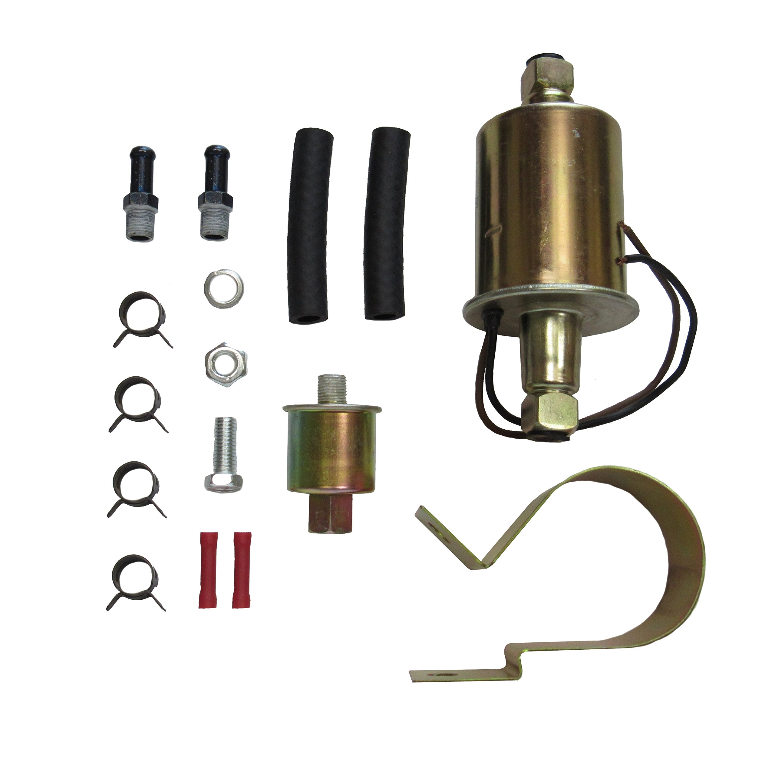 Autobest F4027 Externally Mounted Universal Electric Fuel Pump by Autobest