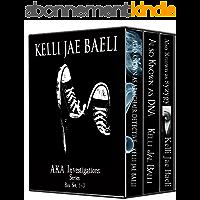 AKA Investigations Series: 2015 Boxset 123 (AKA boxsets) (English Edition)
