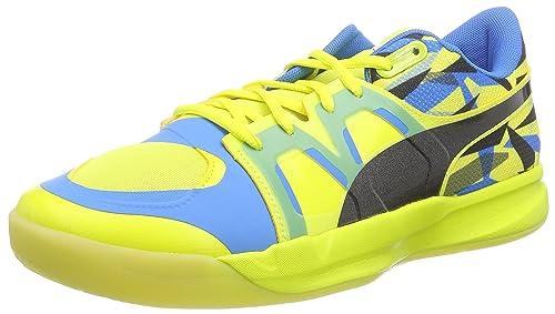 Puma Evoimpact 5 LINEA uomo scarpe indoor UK 6