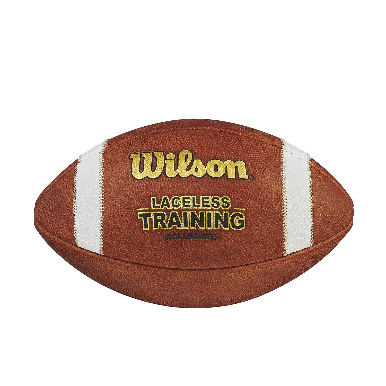 Wilson NCAA Laceless Training Ball B01BI7EMDE