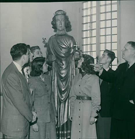 Amazon Com Vintage Photo Of The American Students Will Visit Sweden And The Swedish Institute And Sas39 S Guests Were Received At City Hall 29 October 1948 Entertainment Collectibles