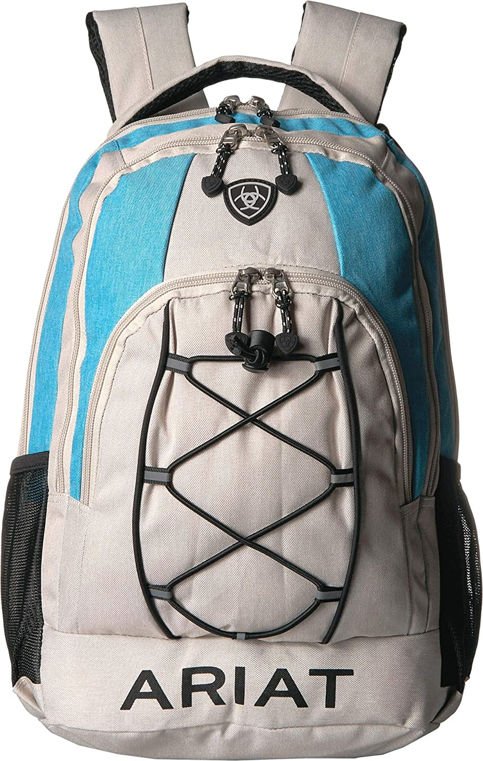 Ariat Unisex Backpack w Bungy Cord Front