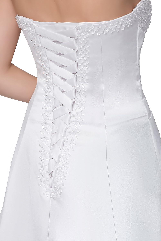Angelsbridep M30 Crystal Bridal Gown Wedding Dress Stock