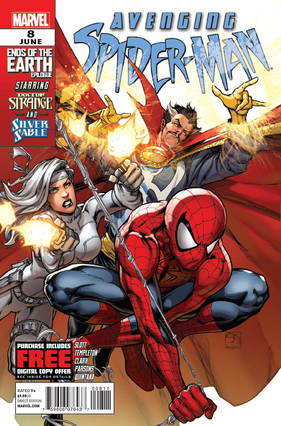 Download Avenging Spider-Man #8 ebook