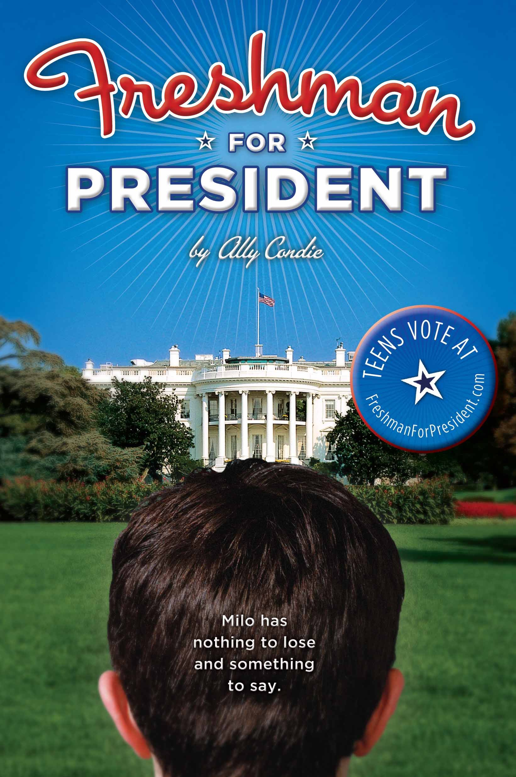 Freshman for President ebook