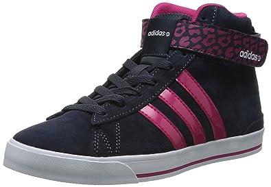 Adidas Neo Daily Twist Mid W noir, baskets mode femme ADIDAS