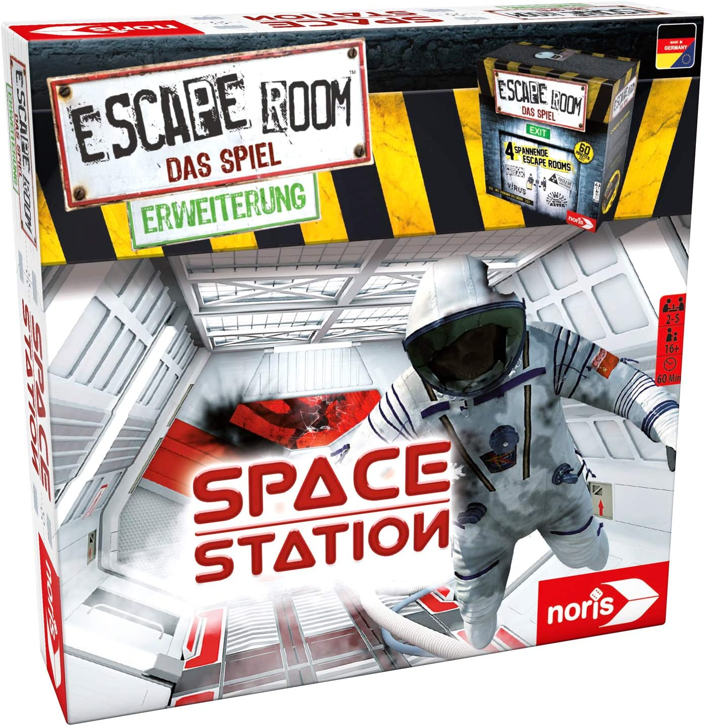 Noris Escape Room Space Station Niños y Adultos Viajes/Aventuras ...