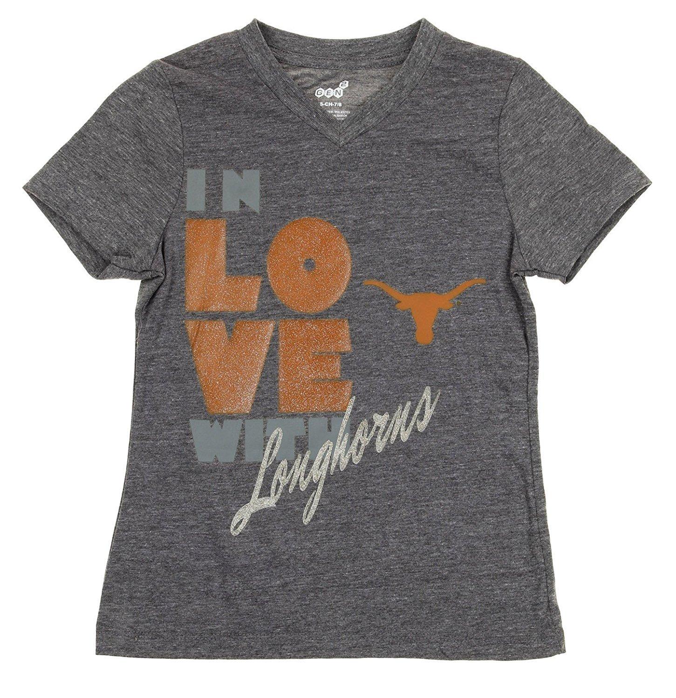 【正規品直輸入】 Texas Longhorns Youth NCAA – Youth Girls ( 7 – 16 16 ) Paveトライブレンド半袖Tシャツ XL B071Z49WL7, お部屋飾りのサポーターサンセイ:b64107e5 --- a0267596.xsph.ru