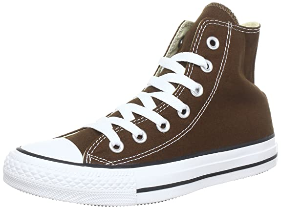 695 opinioni per Converse Donna As Hi Can Chocolate scarpe sportive
