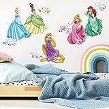 الغرف rmk2199scs الأميرة ديزني الملكي Deadpool ملصقات الحائط من قش ّ ر ْ والصق ْ