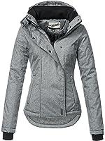Sublevel Damen Jacke Übergangsjacke 46550D 8 Farben XS-XL