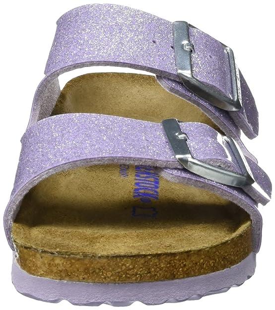 3d0efac1e93f Arizona Birko-Flor Soft footbed Magic Galaxy Lavender  Amazon.ca  Shoes    Handbags