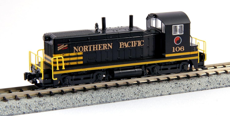 【激安セール】 ■ B00A3TMBO6 KATO 鉄道模型/カトー (176-4372) NW2 NP(ノーザンパシフィック) (176-4372) #106 鉄道模型 外国車両 Nゲージ B00A3TMBO6, ゲオモバイル:527c2a0b --- a0267596.xsph.ru