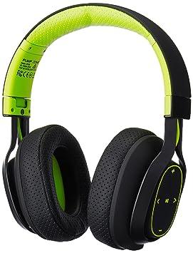 BlueAnt Pump Zone - Auriculares inalámbricos HD con micrófono y BluetoothBatería de más de 30 años