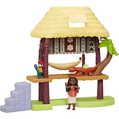Disney Moana Island Fale: Toys & Games