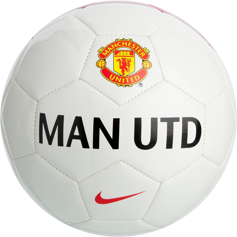 NIKE Manchester United - Balón de fútbol (Talla 5): Amazon.es ...