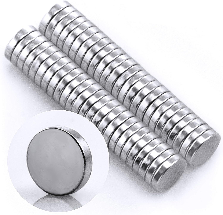 50//70//100 pcs Neodym Magnete Runde Kleine Magnets Whiteboard Extra Stark Magnet