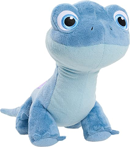Disney Frozen 2 Character Head 12-Inch Plush Bruni