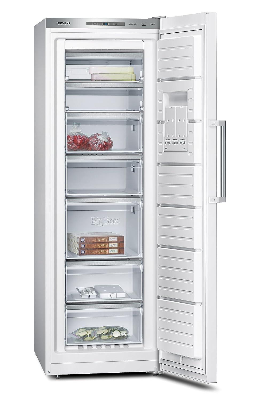 Siemens GS33NAW30 - Congelador (Vertical, Independiente, Color ...