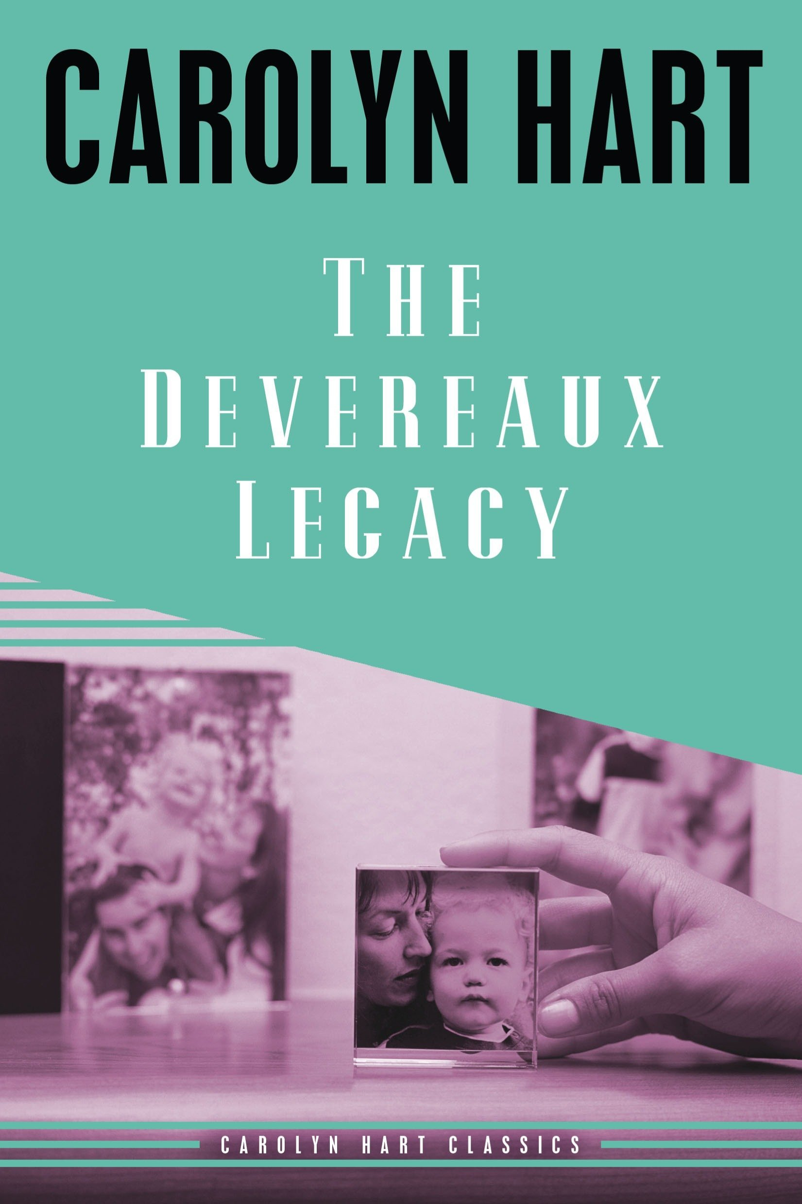 The Devereaux Legacy (Carolyn Hart Classics) pdf