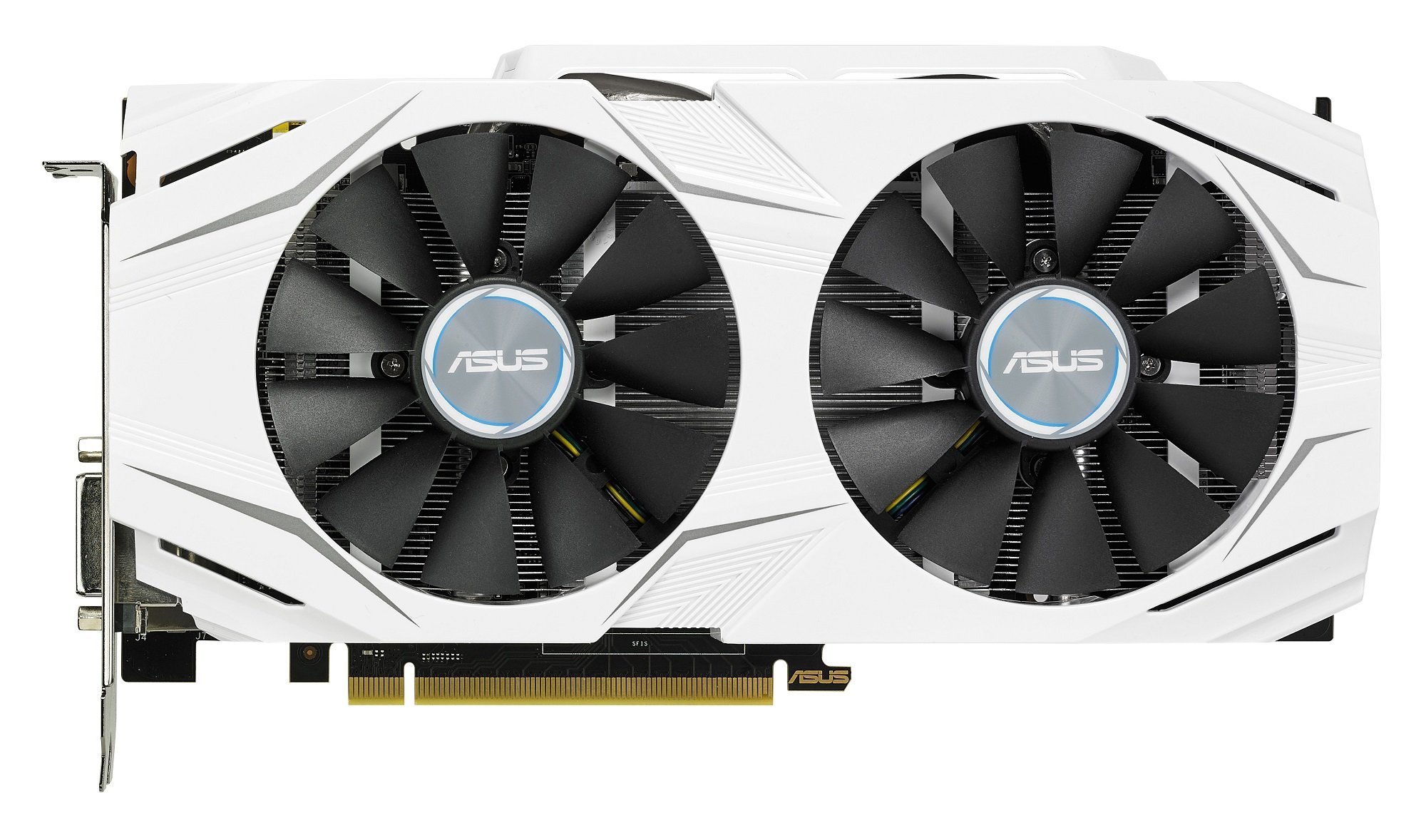 ASUS GeForce GTX 1060 6GB Dual-fan OC Edition VR Ready Dual HDMI DP 1.4 Gaming Graphics Card (DUAL-GTX1060-O6G) by Asus (Image #2)