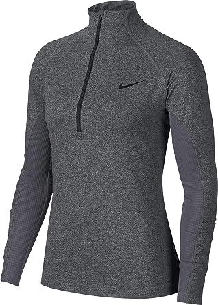 Pro Warm Half-Zip Running Shirt