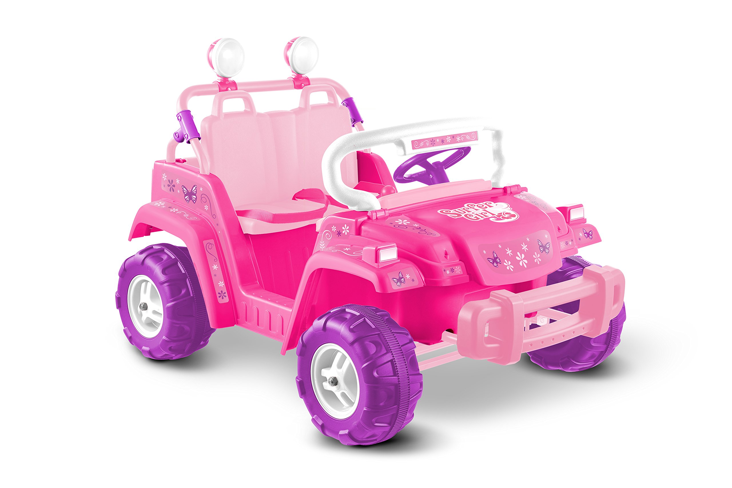 National Products 12V Surfer Girl Battery Operated Ride-on by National Products