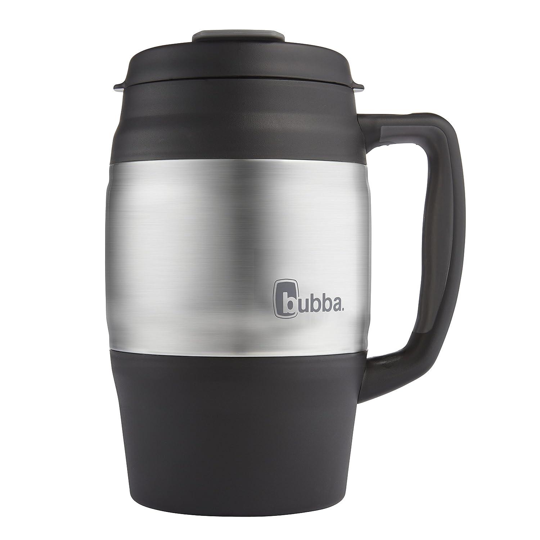 Bubba Classic Insulated Desk Mug, 34 oz, Black