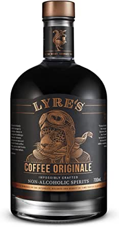 Lyre's Coffee Originale Non-Alcoholic Spirit - Coffee 'Liqueur' Style 70cl