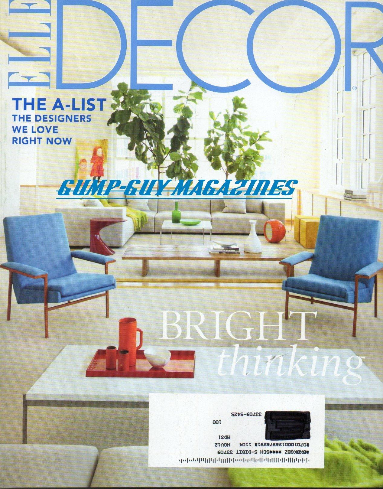 Download Elle Decor June 2011 Volume 22, No. 4 pdf