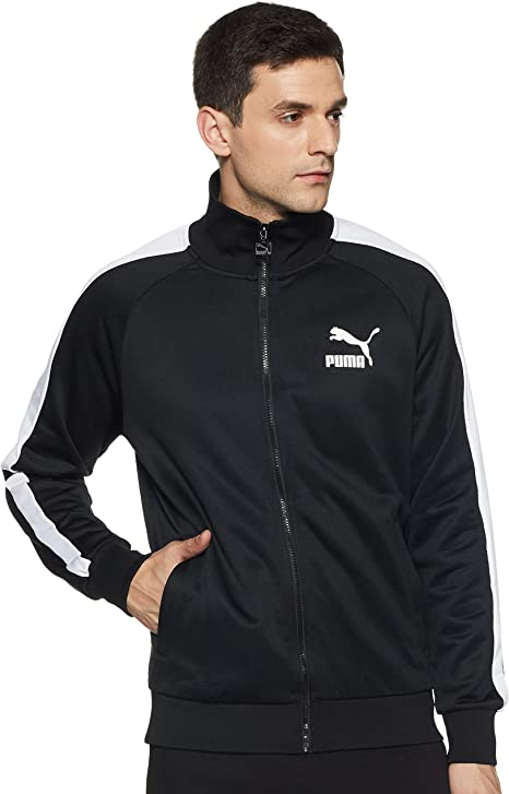 PUMA Iconic T7 PT Herren Trainingsjacke: Amazon.de: Bekleidung