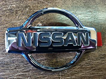 Nissan Genuine 62890-7Z100 Emblem